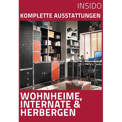 Katalog Wohnheime und Internate